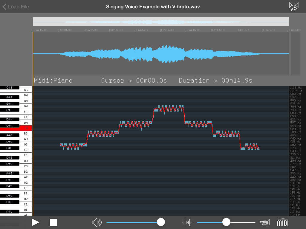 SingingStudio App